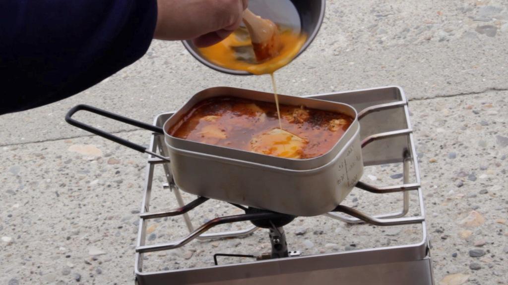 メスティンで作る酸辣湯(スーラータン)スープ