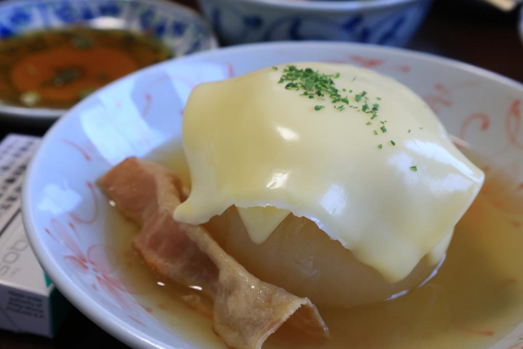 玉ねぎの煮物料理