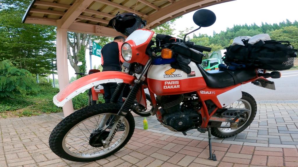 オフロードバイク